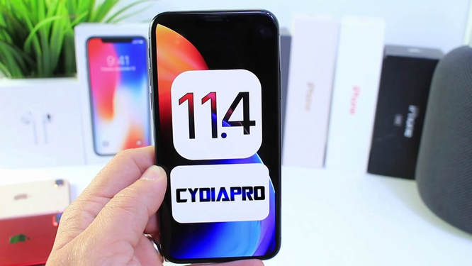 iOS 11.4 Cydia Download